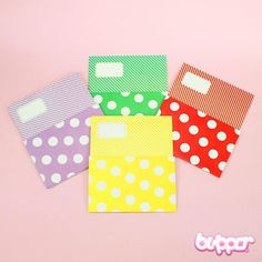 Nanal Korea kirjepaperisetti - pallokuvio 1,80€ kaikki värit käy