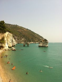 Mattinata. Top 3 places in Italy  #mattinata #gargano #puglia