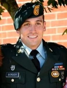 Staff Sgt. Jeremie S. Border | Faces of the Fallen | The Washington Post