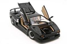 SE Maisto Quality Model New 1:18 Special Edition Supercar Diablo SV Black  Price : £17.99 http://ace-toys.hostedbywebstore.co.uk/SE-Maisto-Quality-Model-New/dp/B00EPJ8RTS