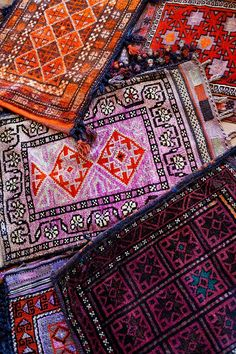 I would love to cover the stage floor in rugs. It would be the perfect repurpose for the fair folk.