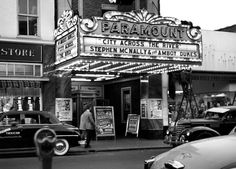 the paramount, charlottesville, 1949
