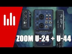 Zoom U-44: Portables Audio Interface im Recorderformat - http://www.delamar.de/musik-equipment/zoom-u-44-33207/?utm_source=Pinterest&utm_medium=post-id%2B33207&utm_campaign=autopost