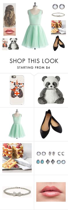 """Birthday Outfit ♥"" by muppets-cookie-monster ❤ liked on Polyvore featuring Casetify, Wet Seal and Forever 21"