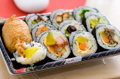 kimbap lunchbox