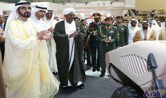 "Rabdan"" 8X8 amphibious vehicle unveiled"