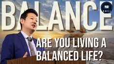 Are You Living a Balanced Life? | Pastor Jae Joo - YouTube