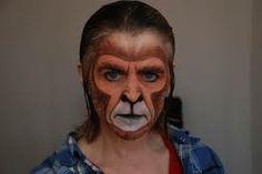 monkey make up - Google Search