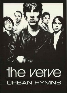 A great poster of Richard Ashcroft and The Verve - one of the greatest UK bands of the 1990's! From the release of their ultra-successful LP Urban Hymns. Ships fast. 24x33 inches. Need Poster Mounts..