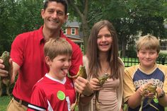 Hypocrite Paul Ryan: Family Time For Me, But Not For You