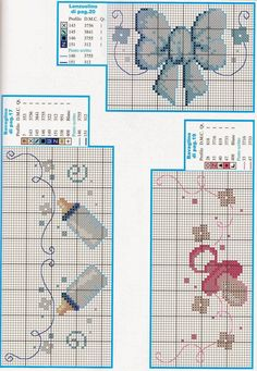 Cross-stitch baby things (image only - link broken) Baby Cross Stitch Patterns, Cross Stitch For Kids, Cross Stitch Borders, Cross Stitch Baby, Hand Embroidery Patterns, Cross Stitch Charts, Cross Stitch Designs, Baby Patterns, Cross Stitching