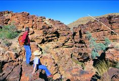 John Hayes Rock Hole, a great place to climb and explore