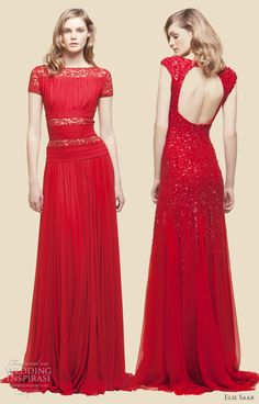 Elie Saab 2012 Resort Collection.
