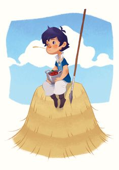 Fire Emblem: Awakening - Donnel by paper-hero.deviantart.com on @deviantART