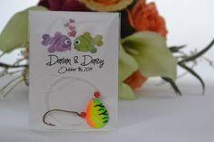 FISHING LURE WEDDING FAVORS - Kenora Wedding Services - Kijiji Kenora Canada.