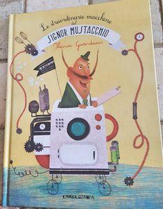 Difendere i bambini dalle pubblicità: Le straordinarie macchine del Sig. MUSTACCHIO ~ KeVitaFarelamamma