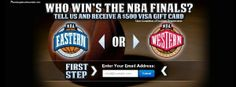 Free Samples | Free Stuff: Who will win the NBA Finals 2014