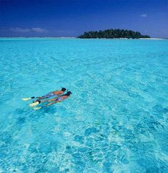 I'm pretty much set on Aitutaki for our 5 year anniversary... in 2015!