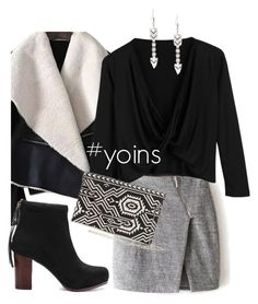 """""""Untitled #563"""" by mojosoignee ❤ liked on Polyvore featuring women's clothing, women's fashion, women, female, woman, misses and juniors"""
