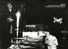 Euronymous Helvete