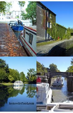 blog posts on traveling the Canal du Midi!