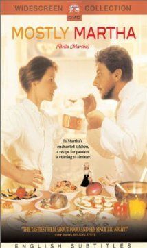 A lovely, touching story love story.  When a headstrong chef takes charge of her equally stubborn 8-year-old niece, the tensions between them mount... until an Italian sous-chef arrives to lighten the mood.
