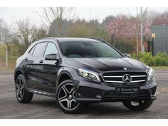 Used 2015 (15 reg) Black Mercedes-Benz Gla Class AMG Line for sale on RAC Cars