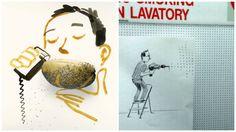 Yetenekli sanatçı gündelik objelere kendi çizimleriyle farklı bir gerçeklik katıyor • Uplifers