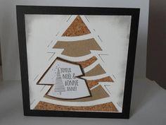 Nouveauté Noël 2016 , carte scrappées thème neige : Cartes par