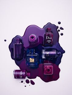 Beauty Buzz for this nail colours