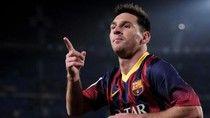 Substitute Messi scores twice on return