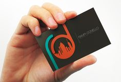 RAMPI DONELLO BUSINESS CARD - Business Cards - Creattica