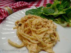 CrockPot Spaghetti B