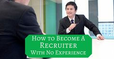 A job in a recruitment sector is challenging and at the same time it is a satisfying job too. Wondering, why?