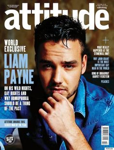 Liam Paynes Attitude Magazine Cover Divides Fans Over Lack Of Shirtlessness