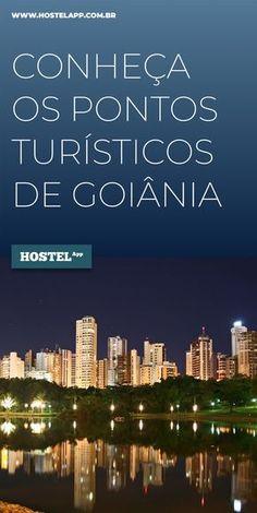 Conheça os pontos turísticos de Goiânia, busque aproveitar os melhores lugares de Goiânia, saiba aqui os seus principais pontos turísticos e adicione ao seu roteiro de viagem.