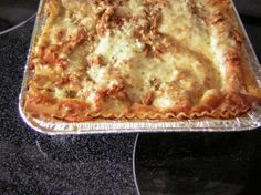 Trader joes Ground Turkey Lasagna calories for of a pan) Ground Turkey Lasagna, Ground Turkey Recipes, Quick Meals To Make, Lasagna Recipe With Ricotta, Good Food, Yummy Food, Pasta Dishes, Cooking Recipes, Ww Recipes
