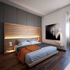 Bedroom visualization by Omar Essam --- @homeadore --- #homeadore #bedroom…