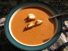 Nordstrom's Tomato Basil soup-The BEST!!!
