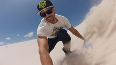 GoPro: Sand Boarding Cape Town, South Africa