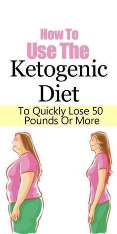 If you need to lose weight, the ketogenic diet is a great place start. 50 pounds is tough to lose, unless you