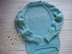 f0fa17962523c6 sky-blue-top-down-raglan-sweater-with-cable-sleeves