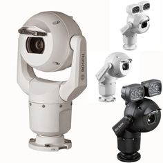 Bosch MIC IP PTZ Camera 7000 HD starlight enables low light imaging in at plus has zoom, rating, Auto Tracking and optional IR night vision. Best Security Cameras, Wireless Video Camera, Wireless Home Security Systems, Security Alarm, Ptz Camera, Home Camera, Bullet Camera, Alarm System, Hd 1080p