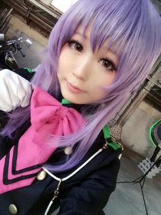 owari no Seraph, Shinoa, cosplay