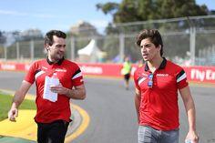 Manor Marussia confirma los dorsales asignados a sus pilotos