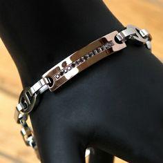 Ornamental Bracelet : Steel Bracelets
