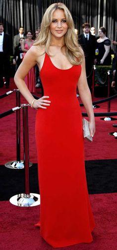 Jennifer Lawrence también aspiró a premio en los Spirit Awards, los galardones que reconocen el trabajo de las cintas independientes.