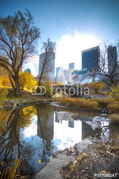 Photo: New York City Manhattan Central Park