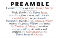 Gallery Delany: Preamble to the Constitution A perilous time reminds us of our own freedoms and liberties, hard won. Here is the essential Preamble to the Constitution. - Mouse over to see wall art de Perilous Times, Constitution Day, History Classroom, Unique Poster, Library Of Congress, Augmented Reality, The Unit, Social Media, Messages