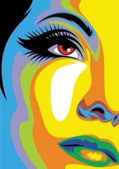 Épinglé par cindy dion sur dessin art, pop art et pop art portraits. Pop Art Drawing, Art Drawings, Pencil Drawings, Pencil Portrait, Portrait Art, Portrait Ideas, Pop Art Portraits, Drawing Portraits, Tableau Pop Art